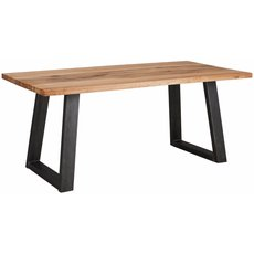 Leaned table